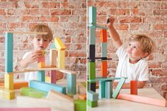 Tegu Multi-Piece Magnetic Block Sets | 28% - 36%  off! Simple magnetic wooden blocks and toys  $14.99 | $99.99 for a limited time!
