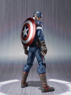 Captain America (Avengers: Age of Ultron) - S.H.Figuarts