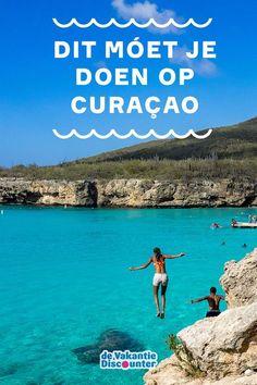 Heb je besloten om naar het mooie Curaçao op vakantie te gaan? Dit prachtige eiland met haar helderblauwe wateren, fijne zandstranden en gekleurde huisjes is een ideale bestemming voor een geslaagde zonvakantie. Maar er is meer te doen op Curaçao dan luieren op het strand en nippen aan je Blue Curaçao. Kijk je mee?