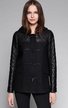 Marimba wool jacket - perfect mix of edgy and traditional