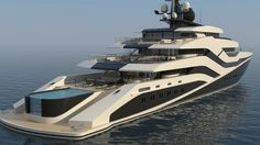 Incredible Yacht Designs by NaoYacht                                                                                                                                                                                 More