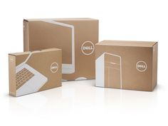 Designed by Dowling | Duncan in collaboration with Dell's VIBE team (Visual Identity and Brand Experience)