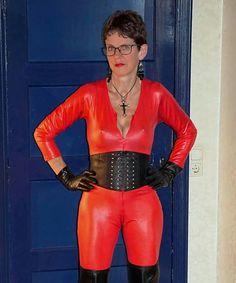 Catsuit, Women's Leggings, Leather Pants, Poses, Retro, Lady, Fashion, Women, Woman