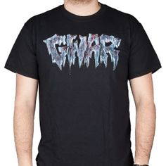 OFFICIAL ~ GWAR Logo (Black) t-shirt
