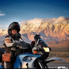 Today is International Women's Day, so we're celebrating some of today's most inspirational female adventure bike riders and their incredible achievements. Motorcycle Touring, Lisa Thomas, Bike Rider, Ladies Day, Cool Pictures, The Incredibles, Adventure, Female, Travel