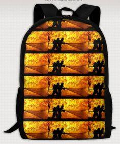customizable backpack