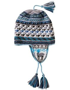 Andean Chullo Hat Pattern - Knitting Patterns and Crochet Patterns from KnitPicks.com