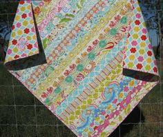 Kumari Baby Girl Quilt Handmade by SunnysideDesigns2 on Etsy, $149.00 by toni