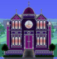 Terraria residence