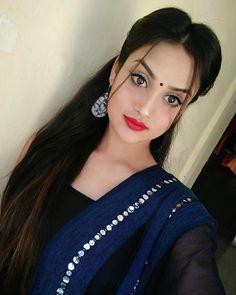 Image may contain: 1 person, closeup Beautiful Girl Indian, Beautiful Girl Image, Beautiful Smile, Beautiful Indian Actress, Beautiful Women, Cute Girl Poses, Cute Girl Photo, Indian Eyes, Prity Girl