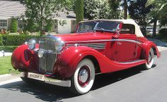 1939 Maybach Maintenance of old vehicles: the material for new cogs/casters/gears/pads could be cast polyamide which I (Cast polyamide) can produce Retro Cars, Vintage Cars, Antique Cars, Vintage Photos, Classic Trucks, Classic Cars, Convertible, Mercedes Benz Maybach, Veteran Car