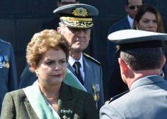 Disso Voce Sabia?: Corrupção Em mensagem, comandante do Exército Brasileiro demonstra preocupação com crise e promete agir