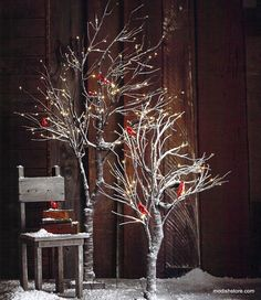 Roost Snowy Willow Trees– Modish Store.