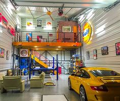 Amazing buildouts: 'Man-cave' condos for your car coming to Katy soon - Houston Chronicle