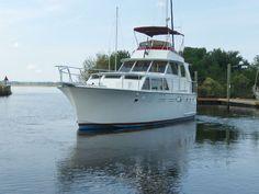 1967 Hatteras Tri Cabin Power Boat For Sale - www.yachtworld.com