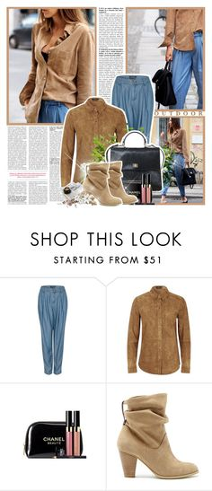 """""""Good luck April :)"""" by mlucyw ❤ liked on Polyvore featuring SOREL, HUGO, Bloomingdale's and Sole Society"""