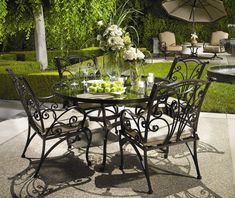 - Wrought Iron Patio Furniture – Design And Style With Long Lasting Metal Patio Furniture Wrought Iron Patio Furniture – Design And Style With Long Lasting Metal Patio Furniture Decoration Iron Furniture Adding Modern Elegance to Outdoor Home Decorating Wrought Iron Garden Furniture, Metal Patio Furniture, Outdoor Furniture Design, Iron Furniture, Furniture Decor, Furniture Shopping, Glass Dining Set, Dining Sets, Small Patio Design