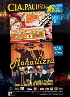 FDS no Cia Paulista Música e Bar em Rio Claro.