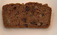 SCD Almond Spice Raisin Bread (*Use honey for sweetener...)