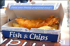 Traditional Fish & Chips at Makara in Worthing