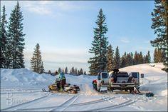 Behind The Scenes: Winter 2011/2012   © 2012 Pat Branch / PBmedia #snowboarding #snowmobile