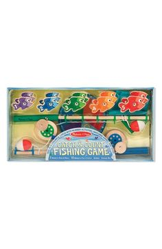 Melissa & Doug 'Catch & Count' Fishing Game available at #Nordstrom