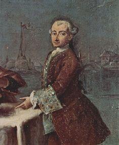 1759, Presunto Autoritratto, Pietro Longhi