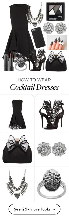 """""""style 2272"""" by bellaannabella on Polyvore featuring Alexander McQueen, Giuseppe Zanotti, Miss KG, Charlotte Russe and Case-Mate"""
