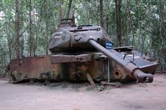 30 Abandoned Tanks and Armoured Vehicles