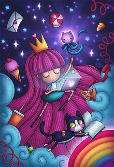 Anita Mejia - Illustration