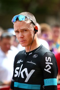 Chris Froome Prudential RideLondon 2016 Getty Images/ Charlie Crowhurst