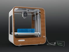 What the take-home 3D printer of the future might look like if/when they are ever available