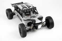 Pro-Line Factory Team » Blog Archive » Axial EXO buggy PowerStroke shocks Upgrade