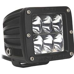 Rigid Industries 20122 Dually Amber Spotlight