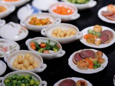 More miniature meals - The Independent