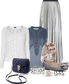 """""""Hijab"""" by sans-moderation ❤ liked on Polyvore"""