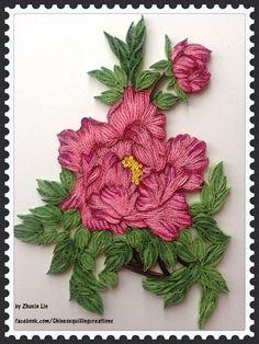 Peony flowers by Zhuxin Lin