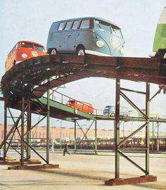 scalectrix Volkwagen T1