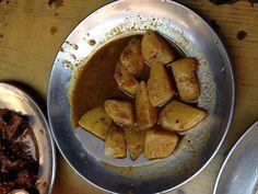 Spicy Potato Curry
