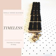 This timeless bracelet will be in style for decades.  #Femaleownedbusiness #newyorkfashionweek #fashion #chic #bossbabe #Jcrew #fashionblogger  #classic #timeless #forsale #ebay   #aesthetic #femaleentrepreneur #shopping #shop  #aesthetic #artistic #art #artform #beauty #jewelry