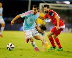 Jonny, el único jugador del Celta apercibido de sanción ~ Celta de Vigo Moi Celeste