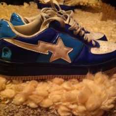 Bapestas used Pre owned bathing ape Shoes 219646d83