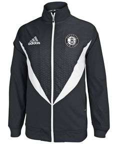 adidas Men's Brooklyn Nets Resonate Jacket
