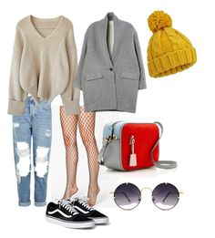 """Daily outfit"" by gzmystery on Polyvore featuring Topshop, Isabel Marant, J.Crew, Spitfire and Miss Selfridge"
