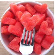 Watermelon shapes