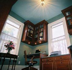 Home Office Design Ideas   California Closets Office Nook, Office  Workspace, California Closets,