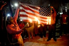 TRUMP: Burn flag? Loss of citizenship or year in jail!