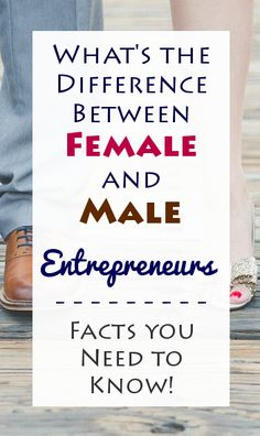 Who is more successful in business men or women? What do you think?  More> http://liveyourdreams.tips/business-success/difference-between-male-and-female-entrepreneurs/  #entrepreneur #businesswoman #business #businessman #success