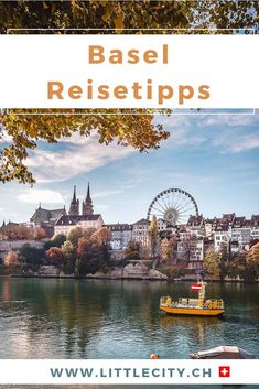 Basel, Sustainable City, Reisen In Europa, Europe Travel Guide, Travel Inspiration, Explore, World, Nature, Outdoor