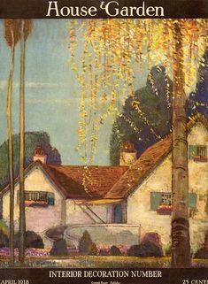House and Garden 1918-04